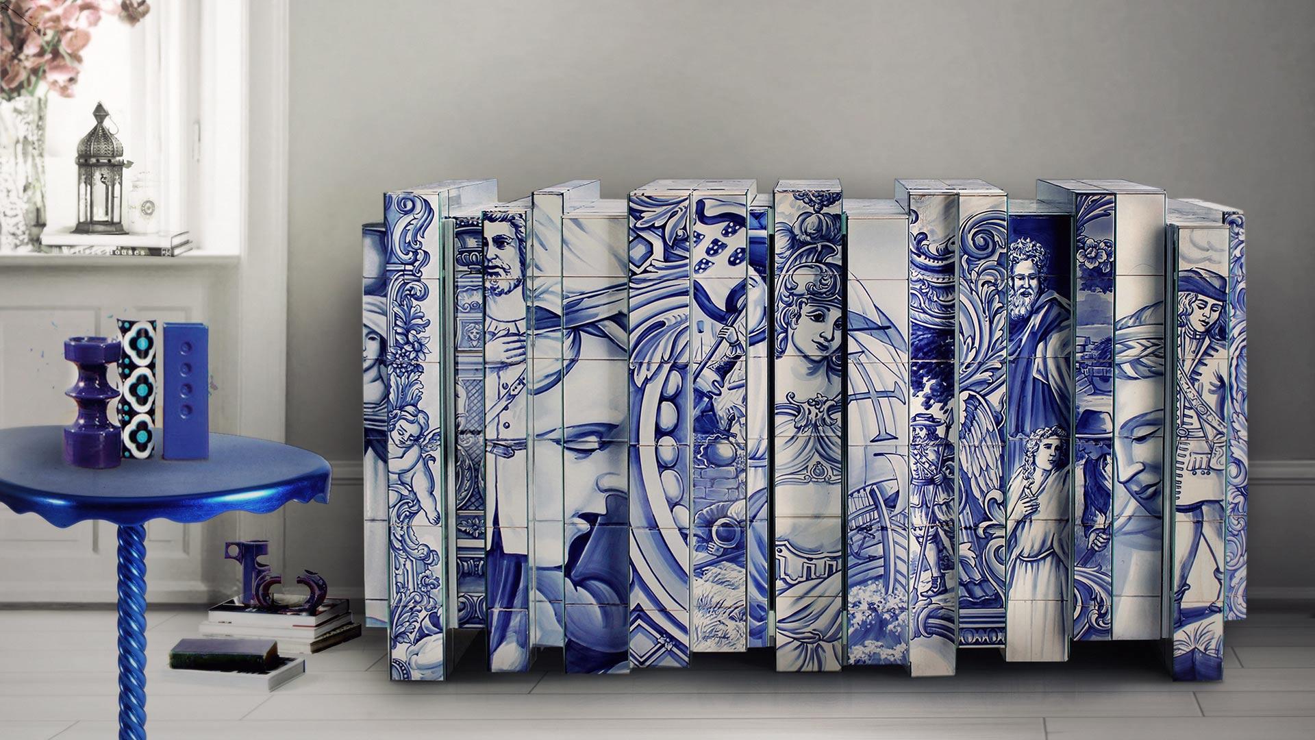 Benny Benlolo une sélection de mobiliers haut de gamme