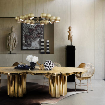Empreinte - Une sélection de mobiliers haut de gamme par Benny Benlolo Ensemblier Décorateur