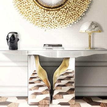 Gold Moon - Une sélection de mobiliers haut de gamme par Benny Benlolo Ensemblier Décorateur