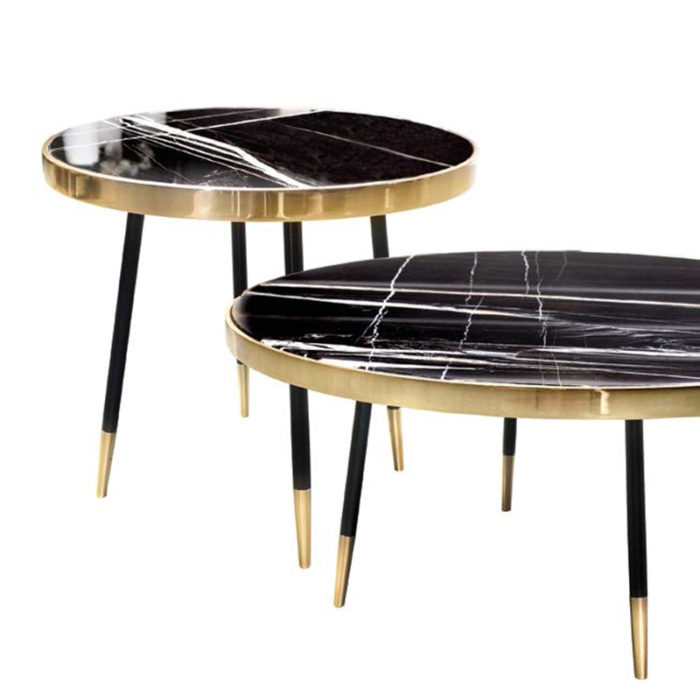 Mobilier : Table Scott - Benny Benlolo Ensemblier Décorateur à Paris
