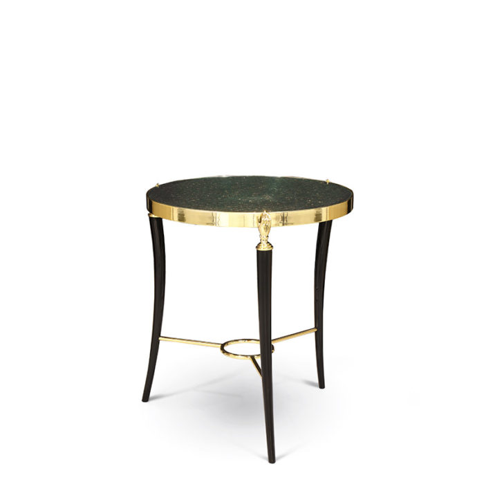 Mobilier : Table d'appoint Gisele - Benny Benlolo Ensemblier Décorateur à Paris